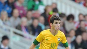 Oscar, Brasiliens landslag 2012