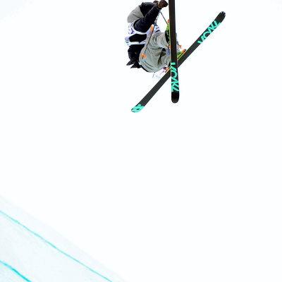 Miika Virkki var bästa finländare i freestyleåkarnas VM-kval i slopestyle.