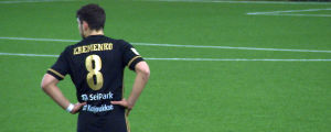 Sergei Eremenko spelar för SJK.