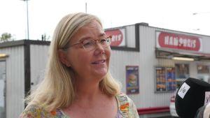 Liisa Rohweder är generalsekreterare för världsnaturfonden WWF i Finland.