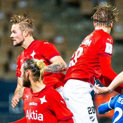 HIFK spelar mot RoPS.
