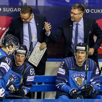 Jukka Jalonen ja Leijonat