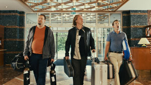 luokkakokous, Antti, Tuomas ja Niklas (Sami Hedberg, Jaajo Linnonmaa, Aku Hirviniemi) © Solar Films