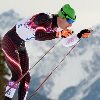Johannes Dürr, OS 2014.
