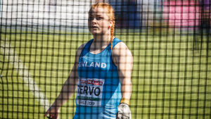 Krista Tervo, U23-EM 2019.