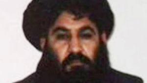 En odaterad bild på Mullah Muhammad Akhtar Mansoor, nya ledaren för talibanerna.