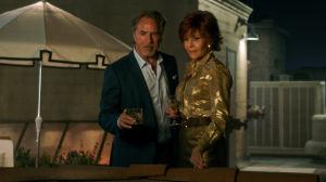 Jane Fonda och Don Johnson visar att kärlek inte har något bäst före-datum.