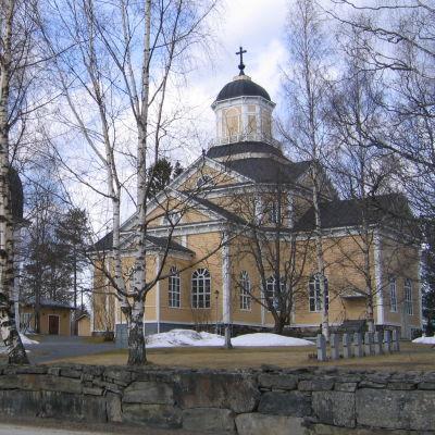 Terjärv kyrka
