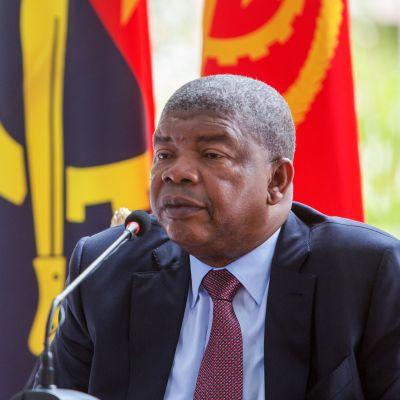 Presidentti João Lourenço