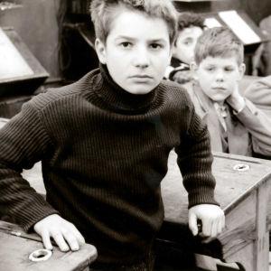 400 kepposta. Ohjaus Francois Truffaut. Kuvassa Jean-Pierre Léaud.