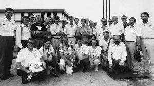 Candace Johnson var med i satellitbranschen redan på 1980-talet.