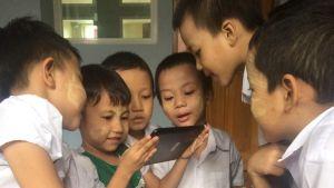 Lapsia Myanmarissa