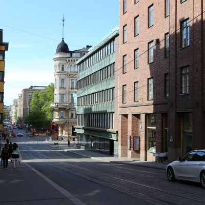 Georgsgatan i Helsingfors