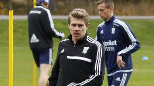 Riku Riski flyttar från Rosenborg till Odds BK.