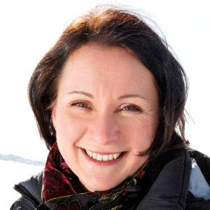 Arktisen keskuksen johtaja Johanna Ikävalko