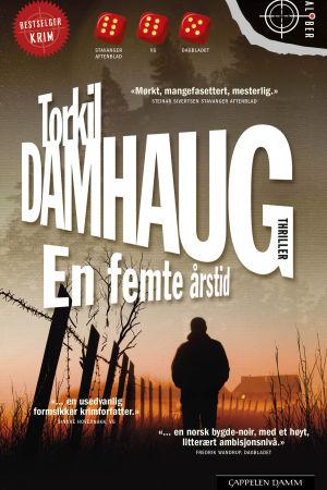 Den norska kriminalförfattaren Torkil Damhaug skriver bygde-noir