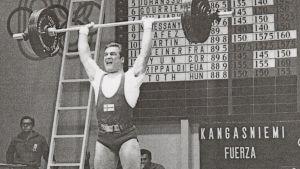Kaarlo Kangasniemi i OS 1968.