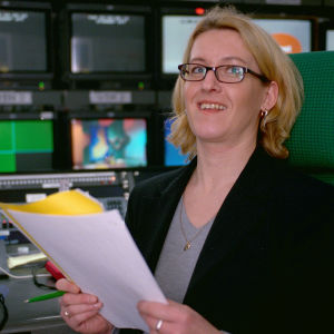 Marina Helenelund år 2000.