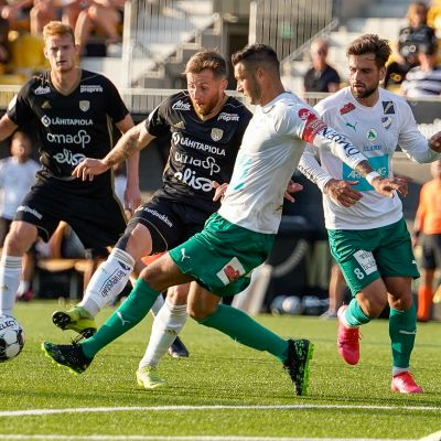 IFK Mariehamn Robin Buwalda, Veikkausliiga SJK vs IFK Mariehamn. 17.7.