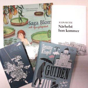 Böcker om Helsingfors