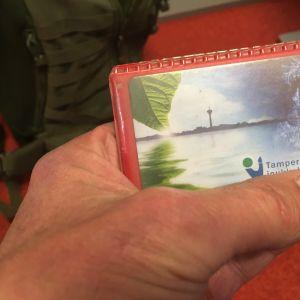 Tampereen joukkoliikenteen matkakortti