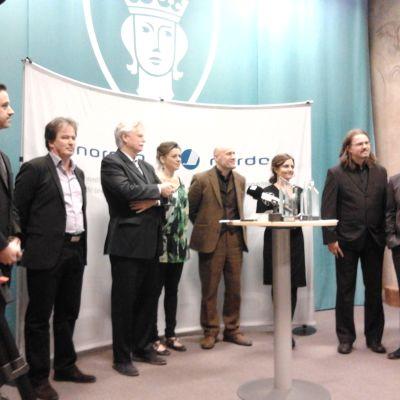 Nordiska rådets prisutdelning 2014