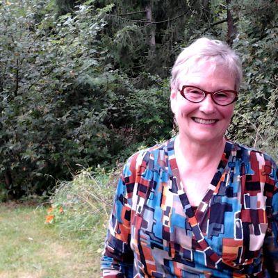 Susann Uggeldahl, förstapristagare i Solveig von Schoultz-tävlingen 2015