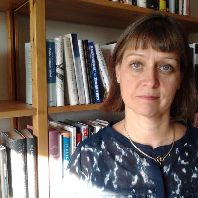 kulturredaktör Anna Dönsberg