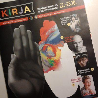 Helsingfors bokmässa 2015