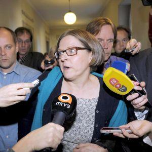 Heidi Hautala kohun keskellä