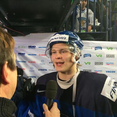 Kasper Björkqvist.