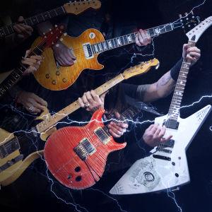 kitaroita ja salamoita