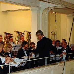Festlig musik på slottet 2001.