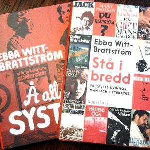 Ebba Witt-Brattström skriver om sitt 70-tal