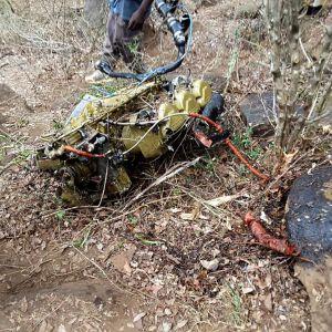 lygolycka i Ngundu, Masvingo i Zimbabwe 23.11.2018. Finländare omkom.