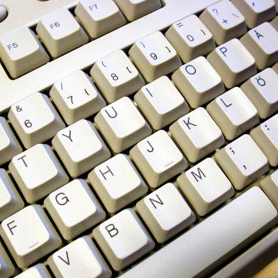 Ett tangentbord