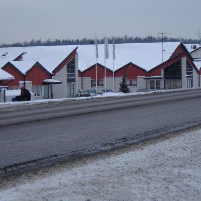 Köpcentret i Östersundom