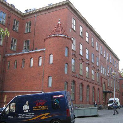 Luostarivuori Skola i Åbo