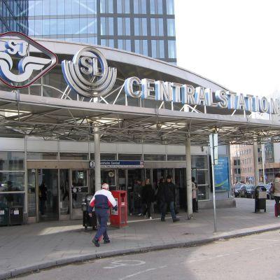 Centralstationen i Stockholm
