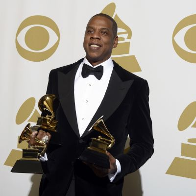 Räppäri Jay-Z kuvattuna vuoden 2013 Grammy-gaalassa Los Angelesissa.