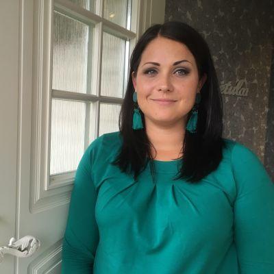 Seinäjokelainen Hanna Kivisalo kirjoittaa Sekunnit ja tunnit -blogia. Yksi tärkeistä aiheista on vanhemmuus.