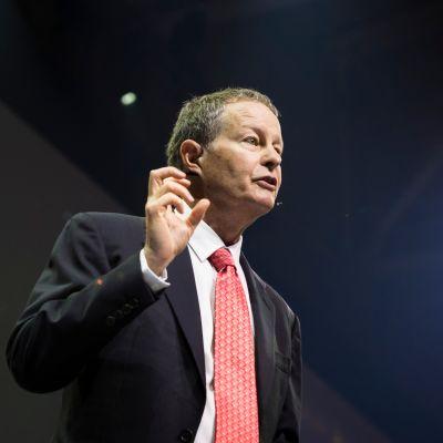 Whole Foods Marketin perustaja ja toimitusjohtaja John Mackey.