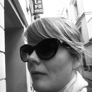 Tytti Rantanen, Mannerlaatta-elokuvaa käsittelevän esseen kirjoittaja.