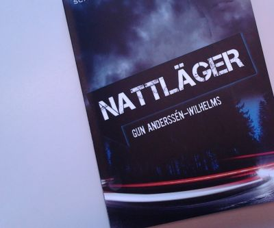Gun Anderssén-Wilhelms ungdomsroman Nattläger.