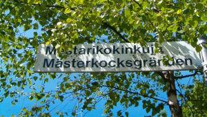 Mestarikokinkuja Espoossa