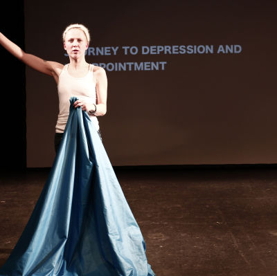 Maike Lond, Ten Journeys To A Place Where Nothing Happens