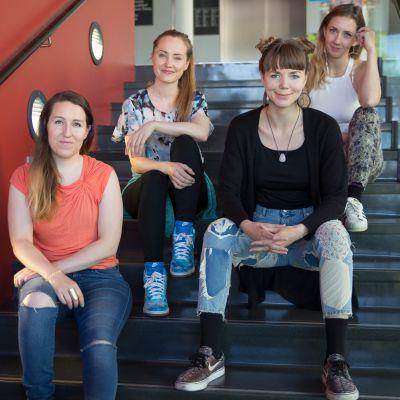 Kansanmusiikkiyhtye Tuuletar