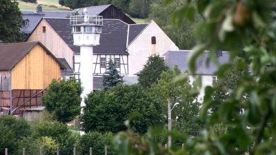 Vakttornet i Mödlareuth