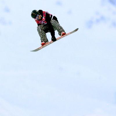 Markus Malin slutade sjua i en tuff tävling på World Snowboard Tour.