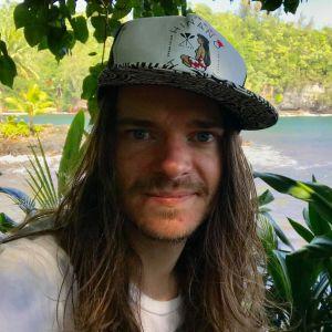 Carolus Wentzel bor på Hawaii